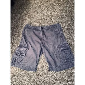Sonoma dark grey cargo shorts